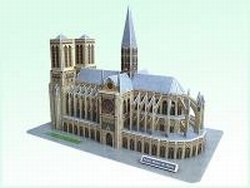 Cheap CALEBOU 3D 3D France Notre Dame De Paris Puzzle Model (B002Q2ICQY)