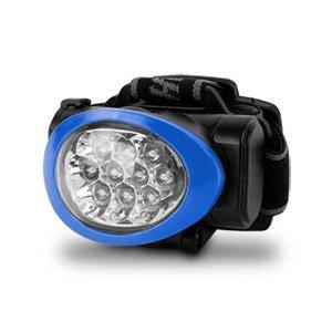 New Camelion Ultra Bright 10 Led Headlamp (Black/Blue)