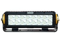 160 Watt High Intensity Led Light - 14,723 Lumens - Degreed Aiming - Soft Start Leds - 120-277V Ac(-