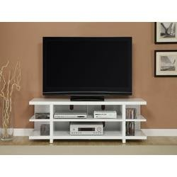 Cheap Altra White 60″ TV Stand (B00592FJE6)