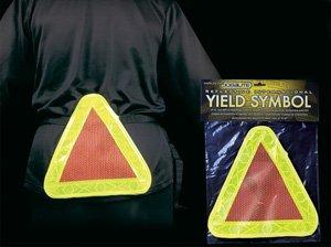 Jogalite Reflective Yield Symbol