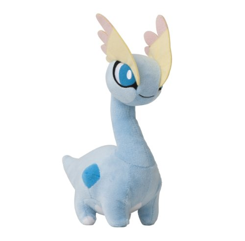 "Pokemon Center Time Amaura Plush, 8"" - 1"