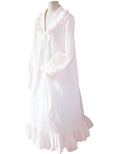 Vinta (Victorian Nightgown Costume)