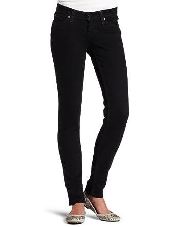 Levi's Juniors Curve ID Skinny Jean,Onyx,25/1 Medium