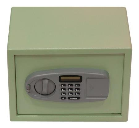 Defender Security Electronic Digital Safe With Lcd Display 0.55 Cubic Feet Capacity