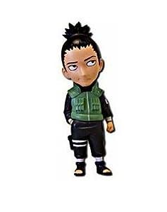 Naruto Shippuden Series 1 Mininja Shikamaru 3 inch PVC Figure