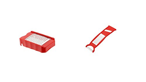 CME Combo Of Cheese Grater And 3 In 1 Peelar Grater & Slicer