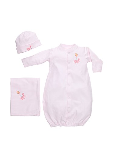 Elegant Baby Take Me Home Set, Pink, 0-3 Months - 1