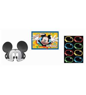 Mickey Party Game [Contains 2 Manufacturer Retail Unit(s) Per Amazon Combined Package Sales Unit] - SKU# 279595 - 1