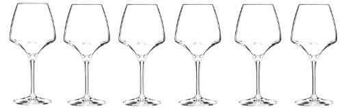 Chef & Sommelier 8011780.0 Open Up Pro Tasting Verre à Pied Kwarx Transparent 32 cl Lot de 6