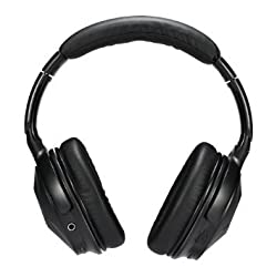 Original Ausdom M04 (Upgrade Version With Deep Bass) Bluetooth 4.0 Wireless Headphones Stereo Sport Headsets, Mic Hands-free Calling with CD Quality Talking/playing HD Sound for Smartphone, Tablet, PC, Mac and Laptop (Black)