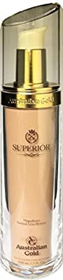 Australian Gold, Superior Natural Luxe Bronzer 7 Ounce Tan Lotion