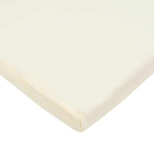 Buy Discount American Baby Company 100% Cotton Value Jersey Knit Cradle Sheet, Ecru