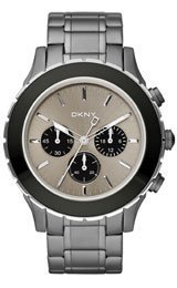 DKNY 3-Hand Chronograph Stainless Steel Men's watch #NY1513