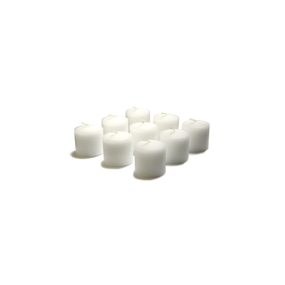 1 7/16 x 1 1/210 Hour White Votive Candle Large Case