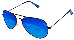 Vincent Chase Aviator Sunglasses Blue (93866)
