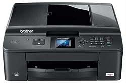Brother MFC J 430 W - Impresora Multifunción Color