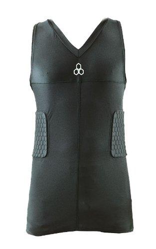 McDavid Hoops V Hex Shirt (Black, Large)