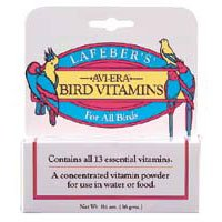 Bird Vitamins – Powered – 12 oz. – Bottle