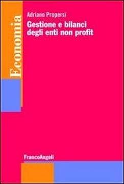 Cover Gestione e bilanci degli enti non profit