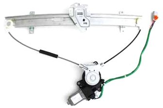 Tyc 660106 honda civic front driver side replacement power for 1996 honda civic dx manual window regulator