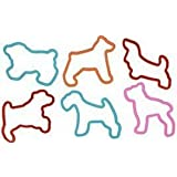 Dogs Pet Rubber Bands Gifts 24 Pack - Magic Bandz