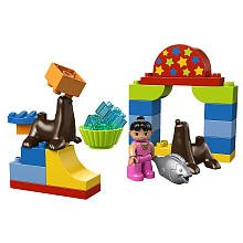 LEGO Duplo Circus Show 10503  available at amazon for Rs.2303
