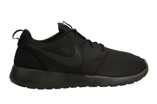 low priced 7b7ef e18c8 Nike Rosherun Triple Black Black Black 511881 099 Size 11 M US