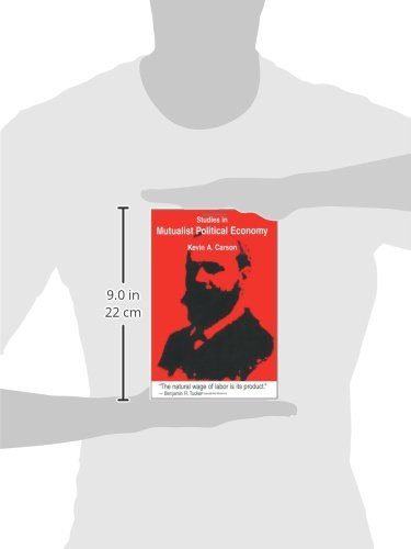 Studies in Mutualist Political Economy