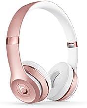 Comprar Apple Beats Solo3 Wireless Binaurale Diadema Oro - Auriculares (Binaurale, 3.5 mm (1/8