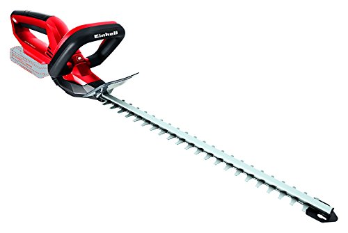 Einhell GE-CH 1846 solo Power X-Change 18V Lithium Cordless Hedge Trimmer with 46cm cutting length