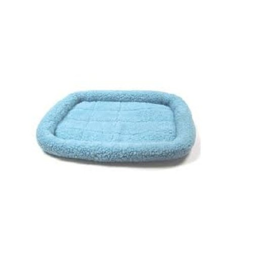 Grain Valley Fleece2000BLUE SnooZZy Fleece Bumper - 2000 - Baby Blue