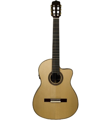 Cordoba Fusion 12 Rs Classical Guitar on oscar schmidt ukulele review