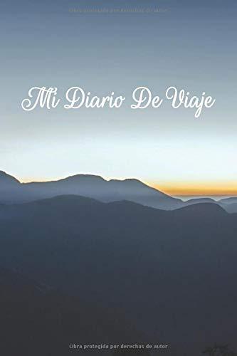 Mi Diario De Viaje Cuaderno Para Escribir, Tomar Notas o Dibujar  [Prensa Latina] (Tapa Blanda)