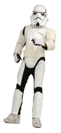 Costumes For All Occasions Ru88572 Stormtrooper Adult Deluxe