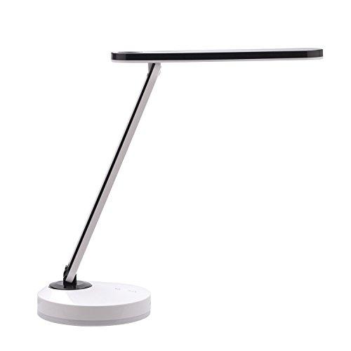 LED-Tischlampe-Juning-3W-LED-Umweltschtzer-Tragbare-Tischlampe-Buchlampe-Arbeitsplatzleuchten-Reiselampe-3-Stufe-Helligkeit-Dimmbar-Klapptischlampe-Touch-Control7-Color-Modi-Lampensockelart-USB-Output