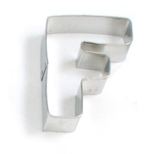 Sur La Table Letter F Cookie Cutter 1580 (Letter F Cookie Cutter compare prices)
