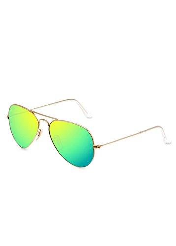 mens black aviator sunglasses  rb3025 aviator