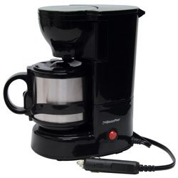 Drip Coffee Maker Amps : Amazon.com: 12-Volt Coffee Maker With 16Oz Metal Carafe-2Pack: Kitchen & Dining