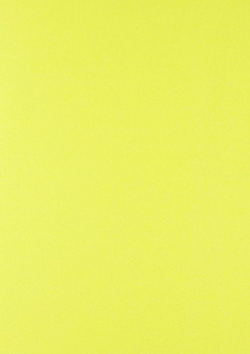 hpc-a3-300-gsm-kunst-craft-karte-gelb-fluoreszierendes-neon-25-stuck