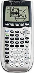 TEXAS GRAPHIC CALCULATOR TI84 PLUS SILVER EDITION GRAPHING