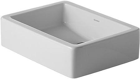 Duravit 04555000001 Vero 19-5/8-Inch Washbasin, White