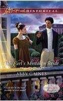 Image of The Earl's Mistaken Bride