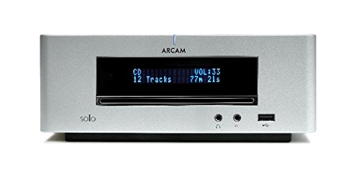 Arcam Solo Mini Music System with CD Player, Tuner and Amplifier