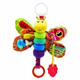 Toy - Toy Game Fabulous Lamaze Play & Grow Freddie the Firefly Take Along Toy with Peek-a-boo Mirror And Squeaker Kid Child Play