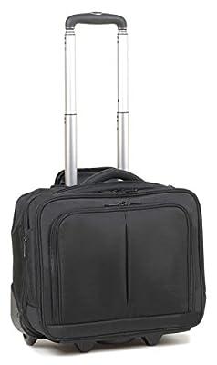 "15"" 16"" Lightweight Laptop Case on Wheels Business Travel Bag"