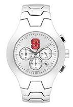 North Carolina Tar Heels - UNC Hall Of Fame Sterling Silver Watch