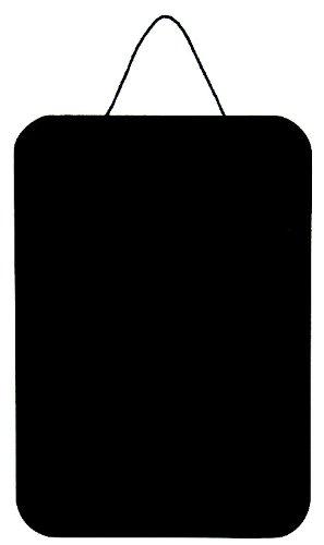 WeGlow International Rectangle Chalkboard Sign, 2 Signs - 1