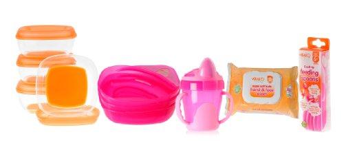 Vital Baby Feeding Kit, Baby Girl