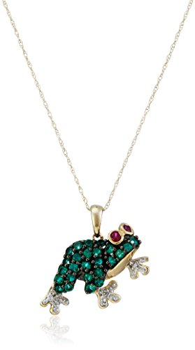 xpy-10k-yellow-gold-created-emerald-and-ruby-diamond-frog-pendant-01-cttw